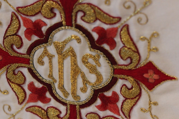 IHS Hand Embroidery Design