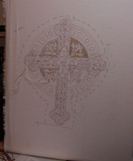 Ecclesiastical Embroidery Project Update