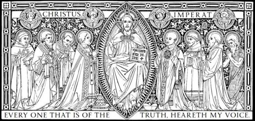 Catholic Line Art Catholic Missal