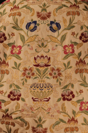 Verona Tapestry with Gold Metallic Threads