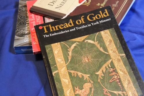 Thread of Gold The Embroideries and Textiles of York Minster