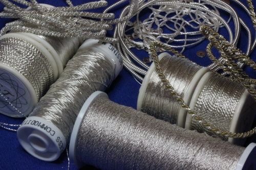 Such lovely Silver Threads