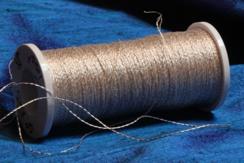 Metallic Elizabethan Twist Embroidery Thread