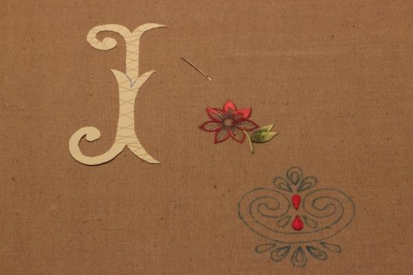Ecclesiastical Embroidery Design