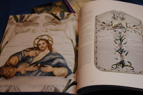 French Ecclesiastical Embroidery Designs and vestments