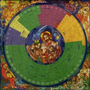 Episcopal Liturgical Calendar