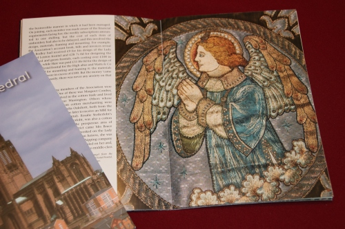 Angel Ecclesiastical Embroidery