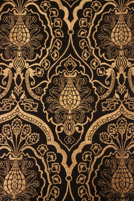 Smaller Ogee pattern in Wakefield Ecclesiastical Brocade