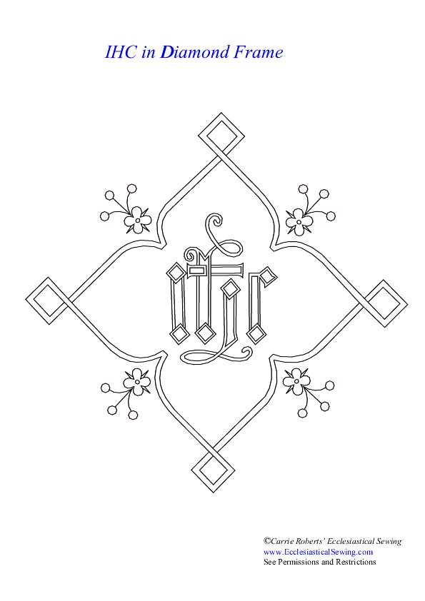 29 Luxury Ecclesiastical Embroidery Patterns Ausbeta