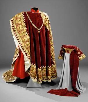 Regalia of a Knight of the Order of the Golden Fleece