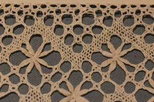 Design Detail of Edging Trim for Altar Fair Linen