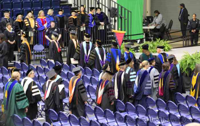 Doctoral Gowns and Hoods