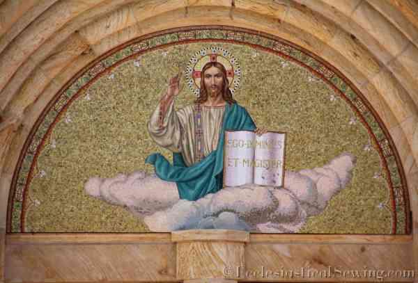 St. Leo Mosaic