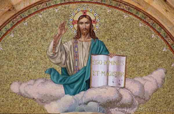 Nimbus of Christ