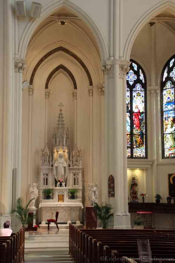 Side Chapel Denver Basilica