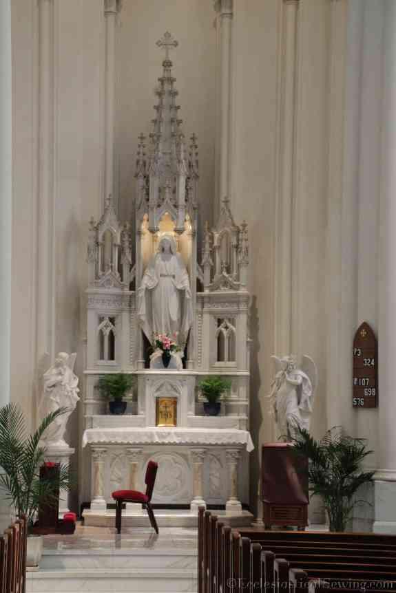 Mary's Altar Denver Basilica