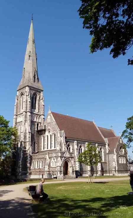 St. Alban's Church Copenhagen
