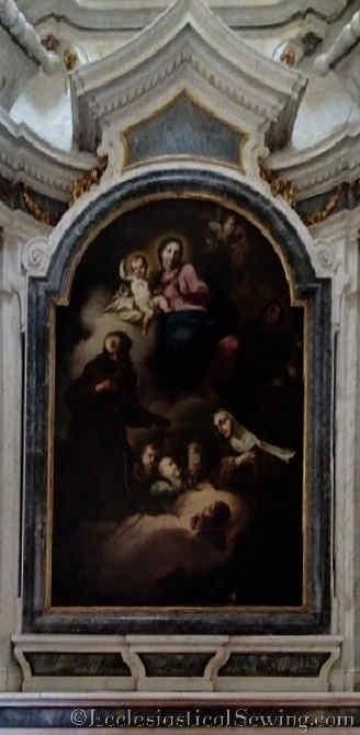 Duomo Mantova Side Chapel 1