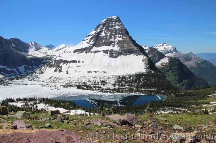 Hidden Lake Glacier Park