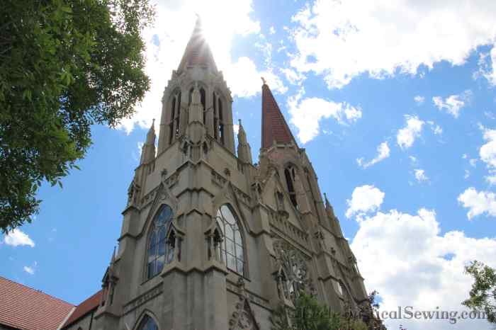 Cathedral of St. Helena, Helana, MT