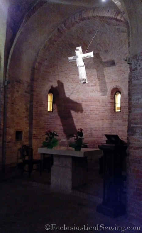 Quaderni di San Lorenzo Altar 1