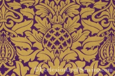 Fairford Violet/Gold
