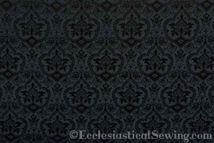 Evesham liturgical church vestment fabric