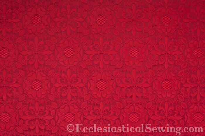 Lichfield Liturgical church vestment fabric