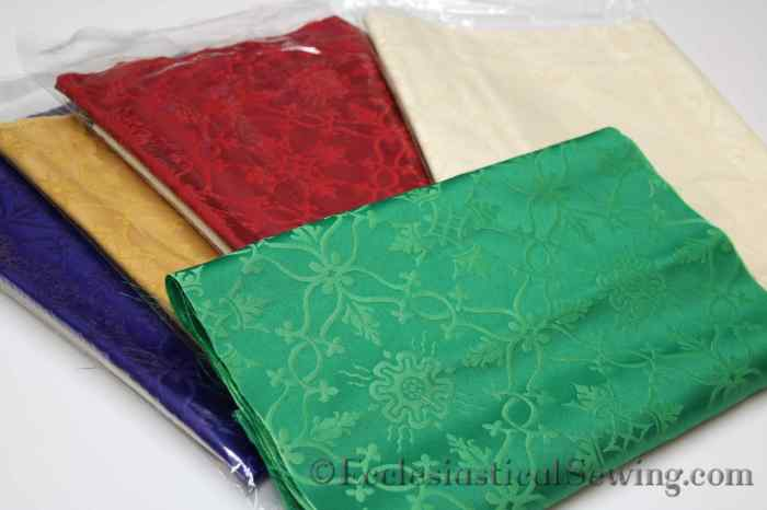 Clergy Stoles & Vestments | Ecclesiastical Sewing