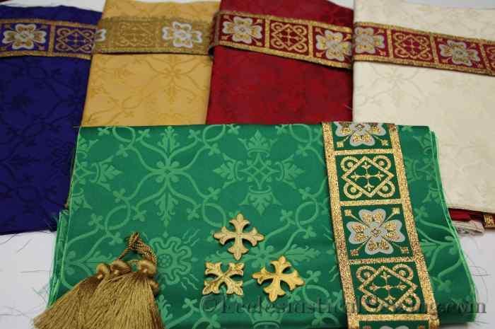 ely-crown-liturgical-brocade-stole-kit-pugin-trimt
