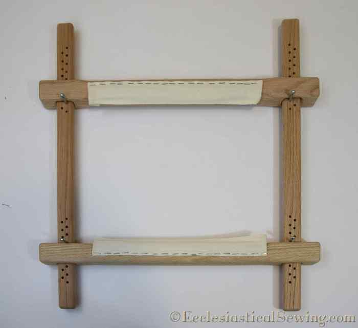 Slate Frame Trestle Stand