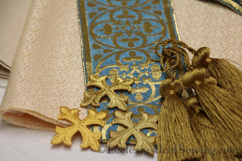 Wholesale Liturgical Fabrics and Religious Trims