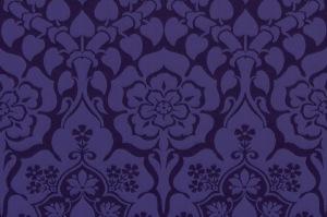 Violet Religous Church vestment fabric