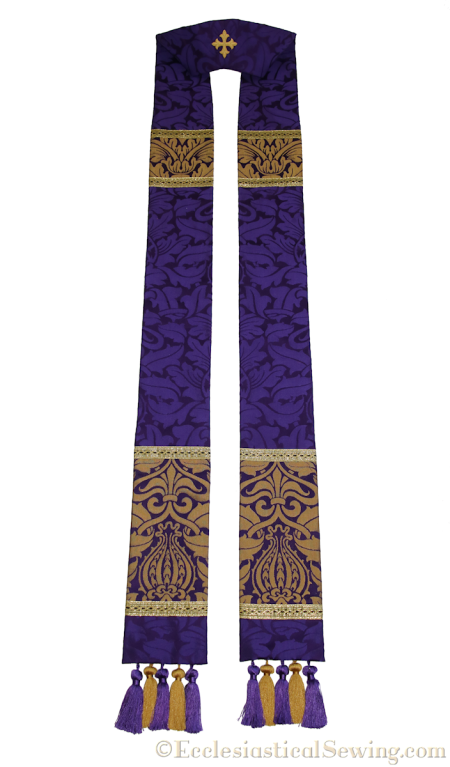 violet-lent-stole-fairford-brocade