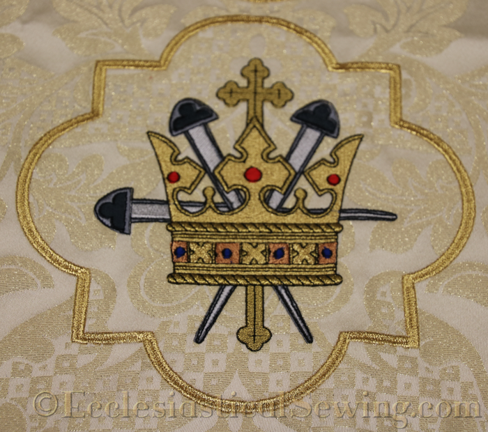 Easter Religious machine embroidery design