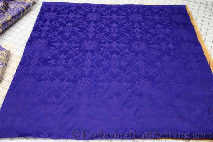 Liiturgical fabrics