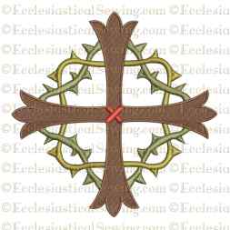 A simple Cross that Points to Christ