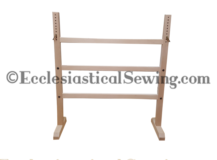 Embroidery Slate Frame with Trestle Frame Stand
