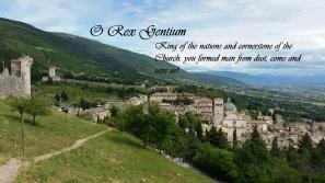 6 O Rex Gentium