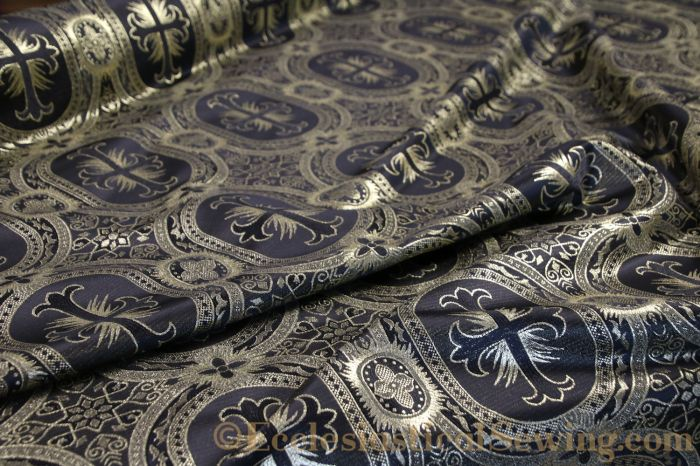 liturgical vestment fabric