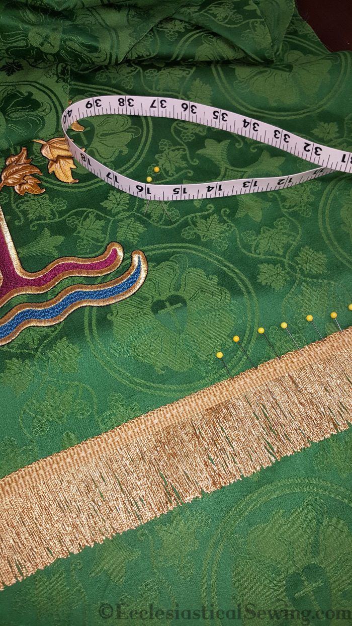 Fringe trim gold fringe decorator fringe vestment trim pulpit fall fringebullion fringe machine embroidery designs church vestments