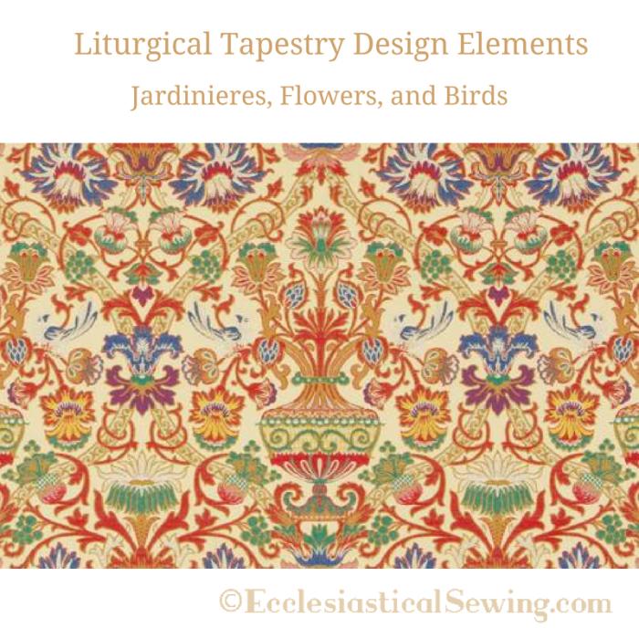 Liturgical Fabrics Tapestry Fabrics Religious Fabrics CHurch Vestments altar hangings