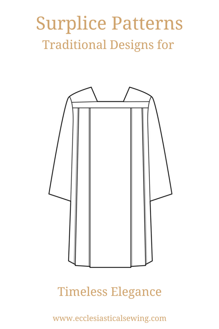 church vestment patterns clergy vestments how to sew church vestments making priest clothing albs and surplices