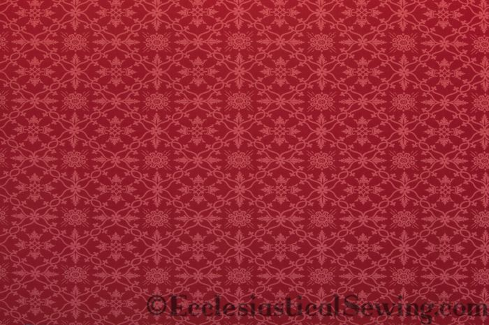 Ely Crown Liturgical Brocade Ecclesiastical Sewing