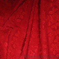 Liturgical Brocade Red Pentecost fabric Ecclesiastical Sewing